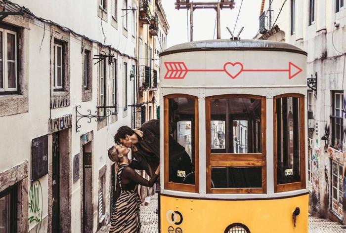 Valentine´s Day Lisbon