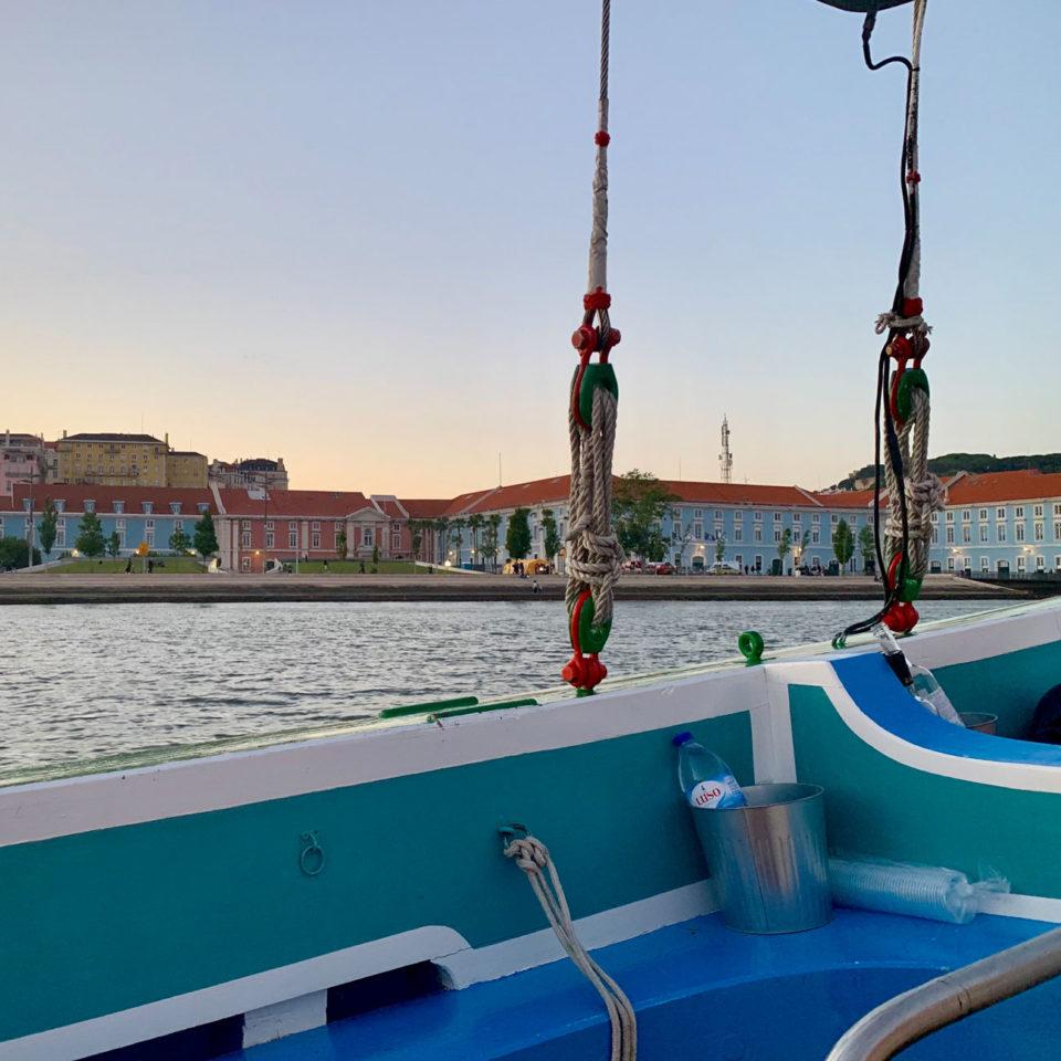 Experiences Boat Lisbon